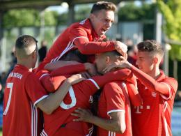 Bayern auf Finalkurs - Remis zwischen Werder und BVB