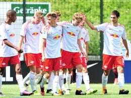 Leipzig schlägt Frankfurt nach Verlängerung