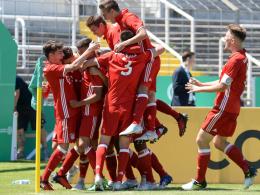 Bayern zum fünften Mal Deutscher B-Jugend-Meister