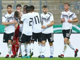 U 20 liefert sich intensiven Fight mit Tschechien