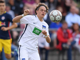 Meister Hertha steigt ein: Youth-League-Start gegen Posen