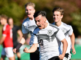 Drittes Spiel, drittes Tor: Mainzer Nebel sticht für die U 17