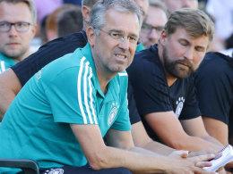 Im zweiten Anlauf: Deutsche U 17 schlägt Dänemark