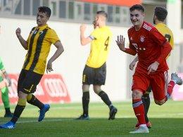 Bayern siegen - Hoffenheim schon weiter