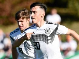 Quali-Auslosung: U 17 des DFB hat EM im Visier