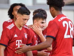 Youth-League-Fotofinish der Bayern? - TSG bei ManCity