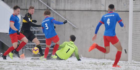 Wuppertals Lauf endet: Pokal-Halbfinale komplett