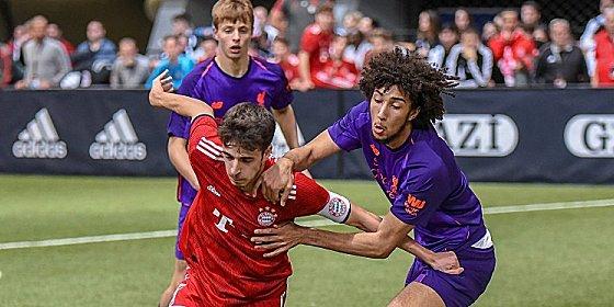Dank Savage: Liverpool gewinnt JuniorCup 2019