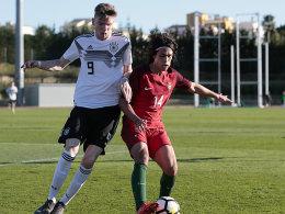 Algarve-Cup: Deutsche Auftakt-Niederlage