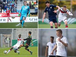 DFB-Kader f�r die U-19-EM