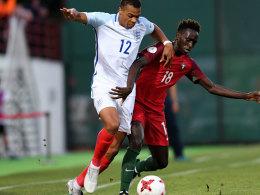 Trotz Eigentor: England ist erstmals U-19-Europameister