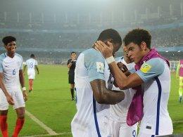 Kalkutta-Krimi: England ist U-17-Weltmeister