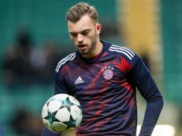 FC Bayern gibt in Überzahl Führung aus der Hand