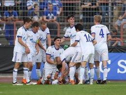 Kolasinac und Co. sehen Endspiel-Einzug der U19