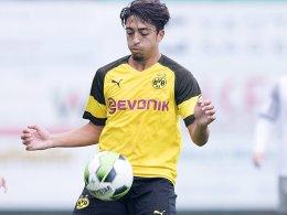 BVB-Junioren verlieren packendes Duell gegen Atletico