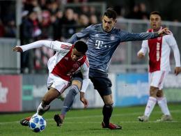 Trotz Sieg: Bayern scheidet denkbar knapp aus