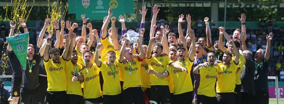 Borussia Dortmunds A-Jugend ist Deutscher Meister 2019