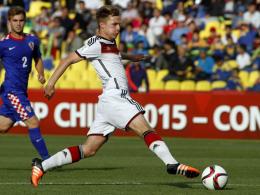 Kroaten beenden die deutschen Titeltr�ume
