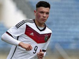 Deutsche U 17 scheitert im Halbfinale