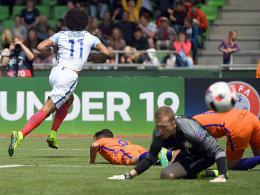 Last-Minute-Tor von Brown schockt Niederlande