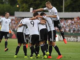 Streichsbier-Team wahrt WM-Chance