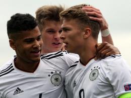 Kraftakt gegen Oranje - Deutsche U 17 im Halbfinale!