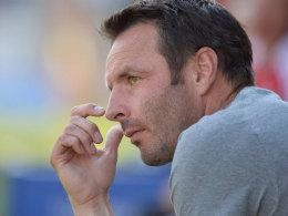 """""""Kollektives Versagen"""": Dietmar Hirsch sah einen schlimmen SVE-Auftritt und wurde anschließend freigestellt."""