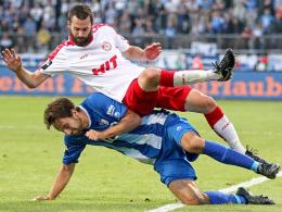 Fortunas neue Stadionplanung - Bangen um Andersen