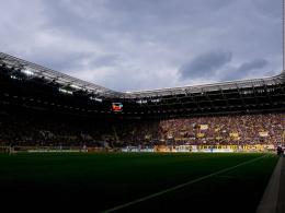 Fans von Dynamo Dresden