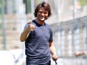 Neuer Coach beim WSV: Uwe Fuchs