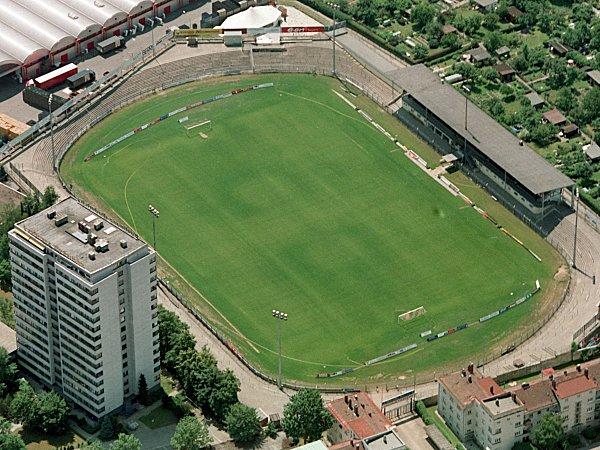 Jahn Regensburg Stadion