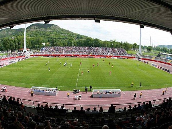 Ernst-Abbe-Sportfeld in Jena