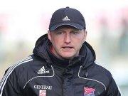Fußball, 3. Liga, Ralph Hasenhüttl ist nicht mehr Trainer der SpVgg Unterhaching.