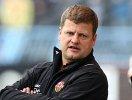 Vertrag verlängert: Matthias Maucksch bleibt Cheftrainer bei Dynamo Dresden.