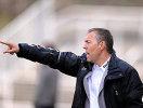 Der Weg soll in drei Jahren nach oben führen: Burghausens Trainer Jürgen Press.