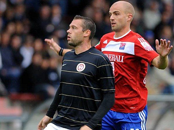 Gardar Gunlaugsson (hinten) mit Quido Lanzaat (vorne) xD