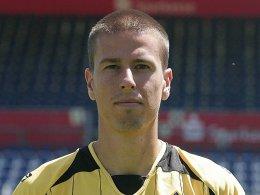 Keinen unnötigen Druck machen: Der Koblenzer Mittelfeldspieler Christian Psospischil.