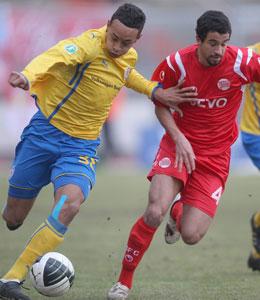 Bellarabi(li.) und Teixeira
