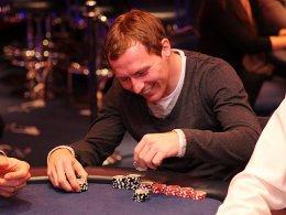 Abgezockt: Erfurts Nils Pfingsten-Reddig zeigt nicht nur beim Pokern gute Nerven.