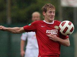 Verstärkung für Koblenz: André Hahn kommt vom Regionalligisten FC Oberneuland.