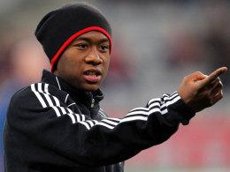 Kann Landsmann Ylli Sallahi die Richtung beim FC Bayern zeigen: David Alaba.