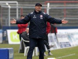 Nicht mehr Trainer des OFC: Wolfgang Wolf wurde vom Verein beurlaubt.