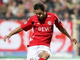 Zumindest er ist wieder fit und kann die Offenbacher Offensive verstärken: Denis Berger.
