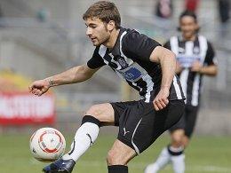 Mittelfußbruch: Für VfR-Linksverteidiger Enrico Valentini ist die Saison zu Ende.