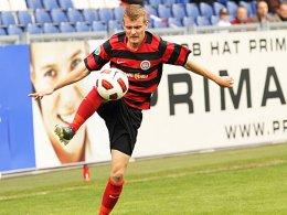 Winterneuzugang Brosinski kam von Köln und avancierte sofort zum Leistungsträger beim SV Wehen Wiesbaden.