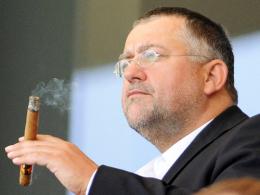 """""""Wir haben vom DFB beinharte Auflagen bekommen, die wir nicht erfüllen können"""", sagt Präsident Rainer Speer."""