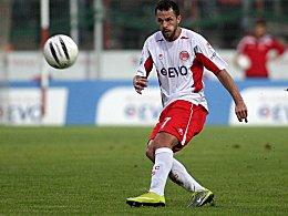 Soll in der kommenden Spielzeit eine wichtige Rolle einnehmen: Denis Berger von den Offenbacher Kickers.