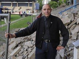 Hat mit vielen Baustellen zu tun: der neue Babelsberger Präsident Thomas Bastian.