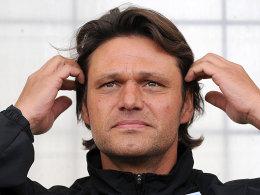 Soll den Erfolg zum VfL Osnabrück zurückbringen: Uwe Fuchs.