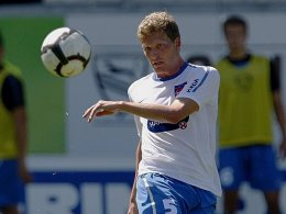Ball und Zukunft fest im Blick: Christian Beisel kehrt zur neuen Saison zurück nach Darmstadt.